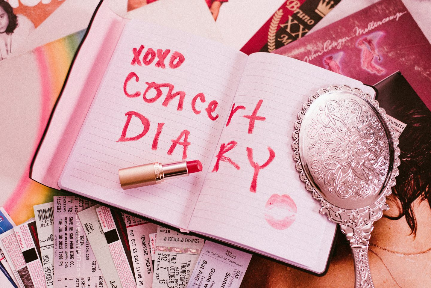 The Concert Diary